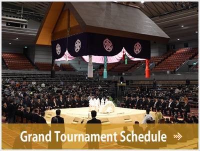 Grand Tournament Schedule